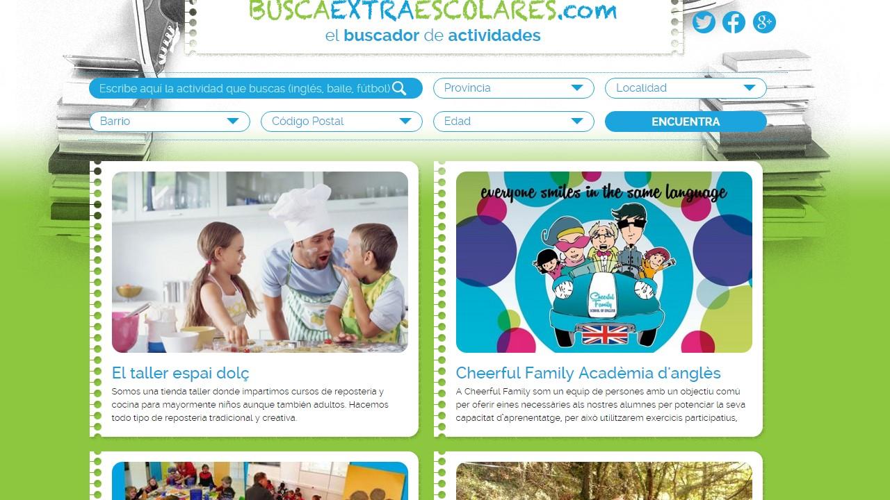 buscaextraescolares blog 2