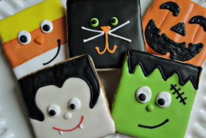 Halloween, actividades extraescolares terroríficamente divertidas !!
