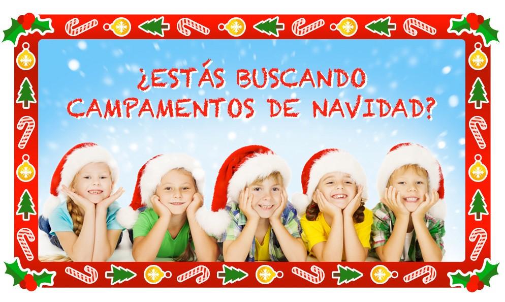 Campamentos de Navidad en Madrid