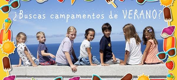 CAMPAMENTOS DE VERANO EN CASTILLA Y LEON