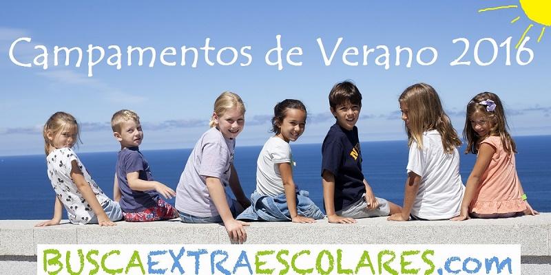 Campamentos de verano en Euskadi