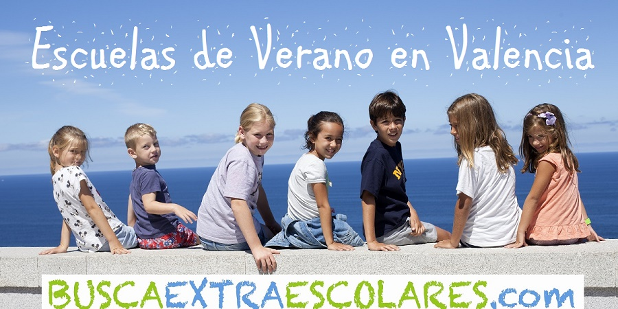 Escuelas de Verano en Valencia, Alicante y Castellón