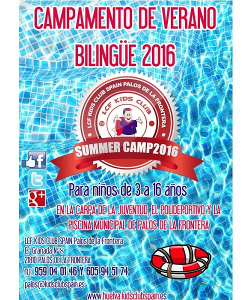 campamentos de verano en ANDALUCIA