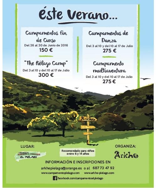 campamentos de verano en CASTILLA LA MANCHA