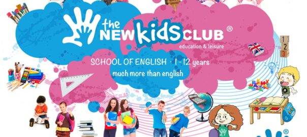 THE NEW KIDS CLUB