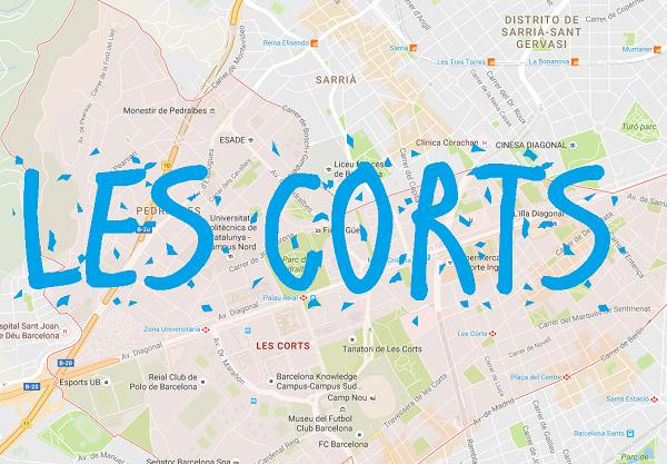 Academias de extraescolares en Les Corts Barcelona