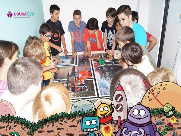 clases extraescolares en sant martí barcelona