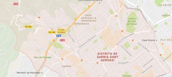 clases extraescolares en Sarriá Sant Gervasi