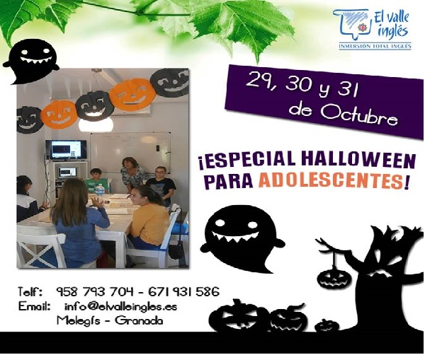 Actividades para niños en Halloween