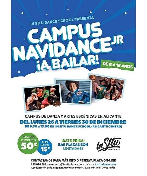 campus de navidad en Alicante