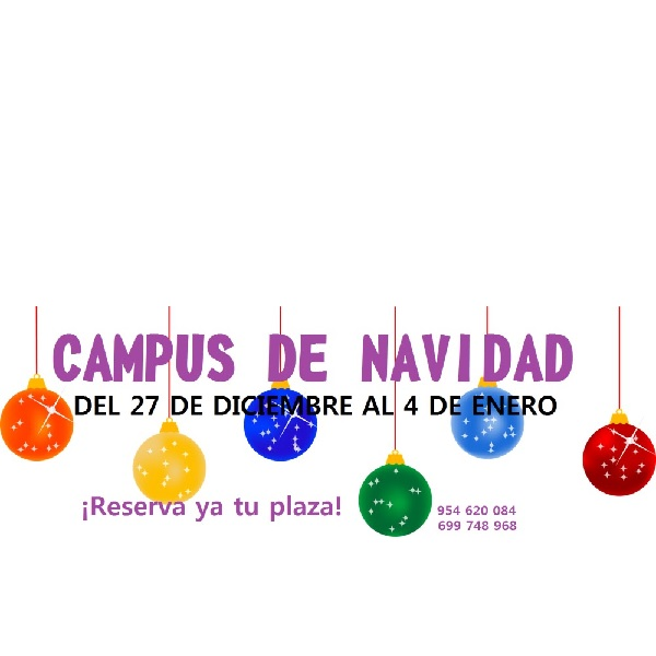 campus de navidad sevilla 2016