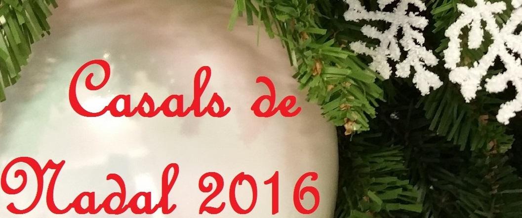 CASALES DE NAVIDAD 2016
