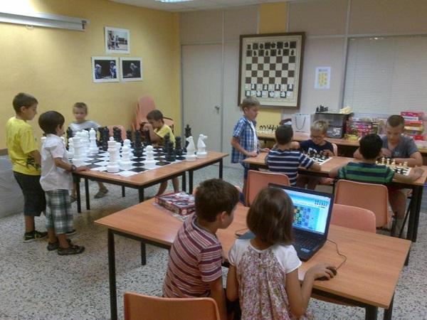casales de navidad 2016 ajedrez
