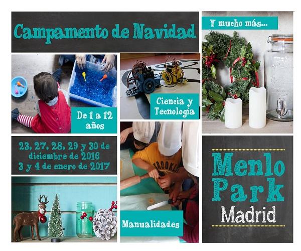 CAMPAMENTOS DE NAVIDAD vallecas madrid