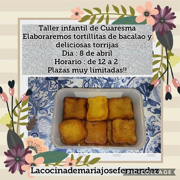 Campamentos de semana santa 2017 el blog de - La cocina de maria jose ...