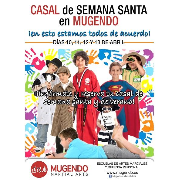 casals de SETMANA SANTA 2007 MUGUENDO ESPLUGUES