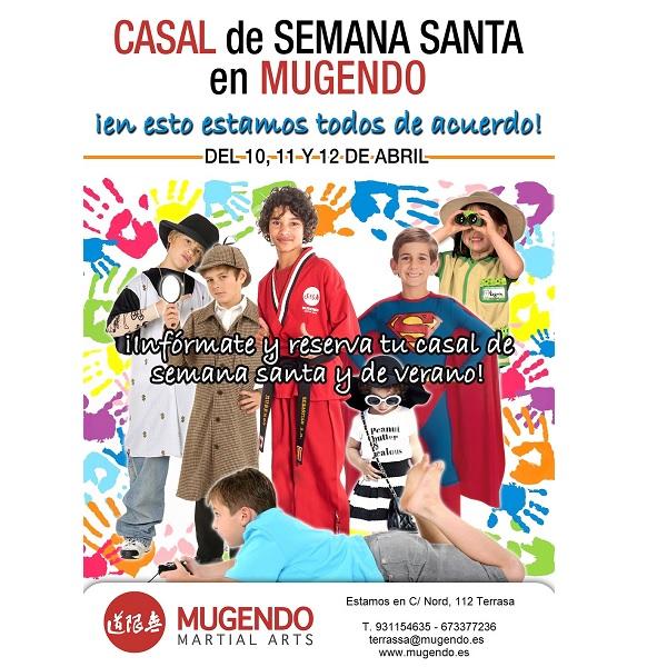 casales de SEMANA SANTA 2007 MUGENDO TERRASSA