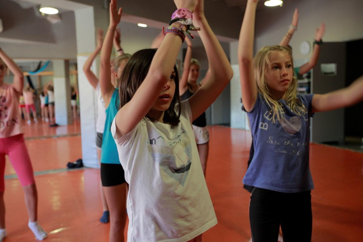 Campamentos de verano en inglés baile y teatro BRITISH SUMMER