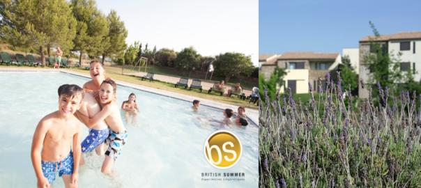 Campamentos de verano en inglés en España