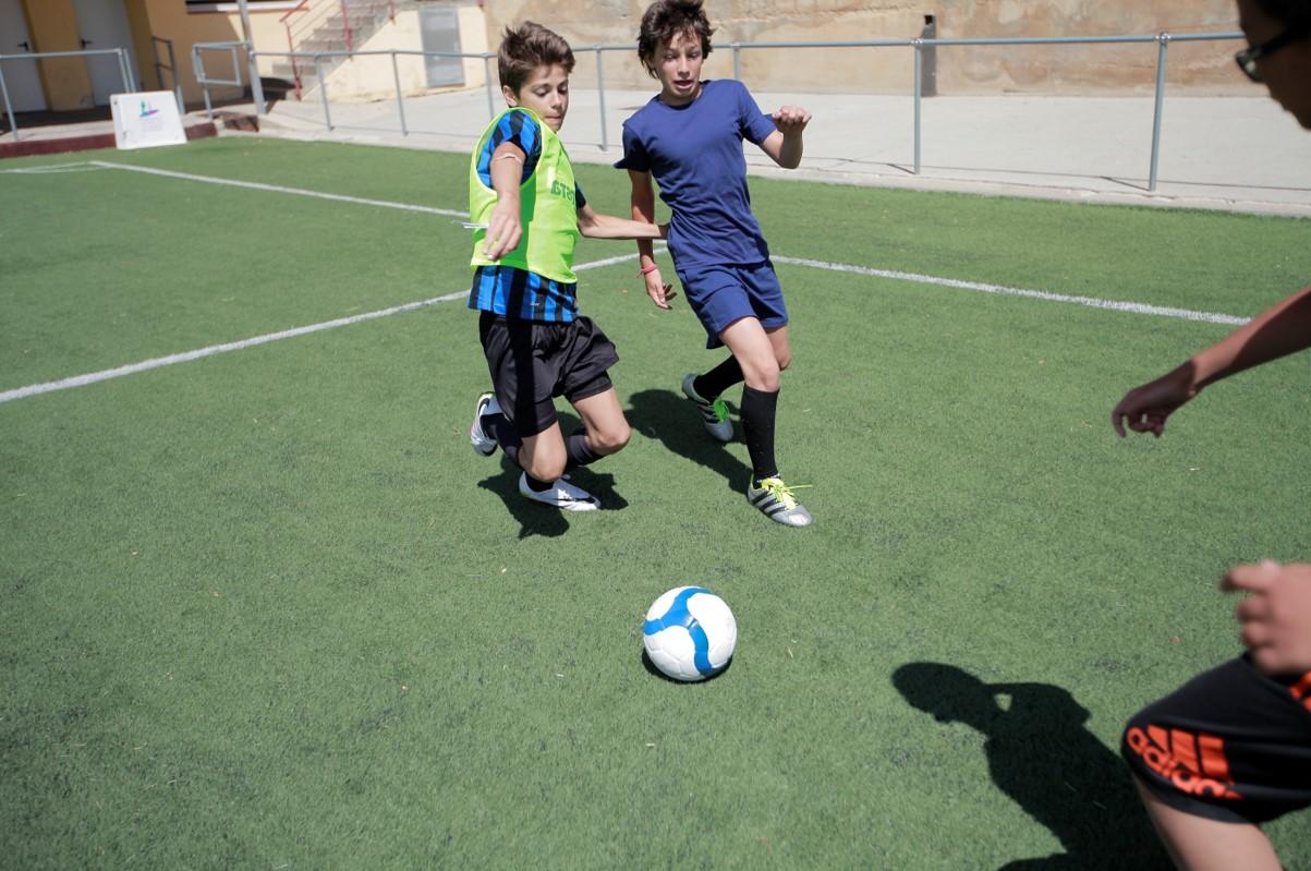 Campamentos de verano en inglés futbol con BRITISH SUMMER