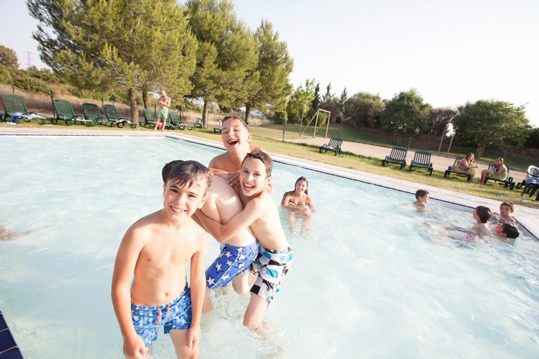 Campamentos de verano en inglés en España con BRITISH SUMMER