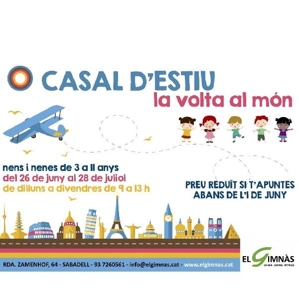 CASAL ESTIU 2017 DANSA SABADELL
