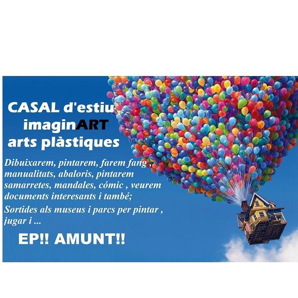 CASAL VERANO 2017 ARTE EIXAMPLE