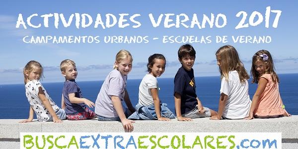Campamentos Urbanos de Verano 2017 clasificados por CCAA y ciudades de España