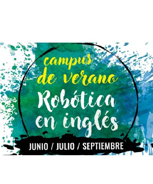 CAMPAMENTOS DE VERANO 2017 ROBOTICA COSLADA