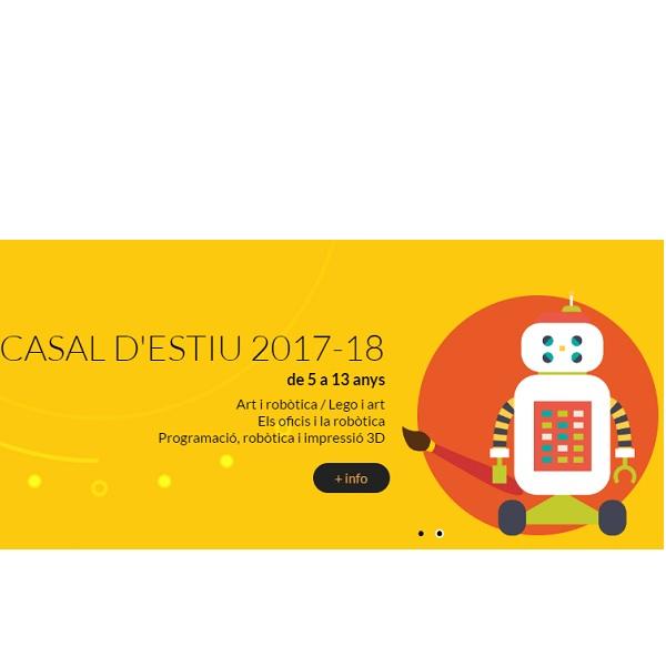 CASAL ESTIU 2017 ROBOTICA VILASSAR