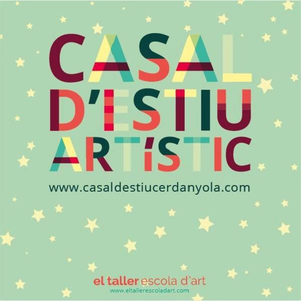 CASAL ESTIU 2017 DIBUIX PINTURA CERDANYOLA