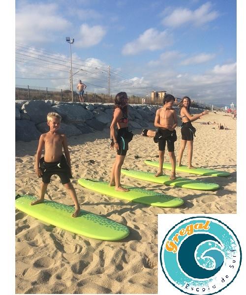 CASAL ESTIU 2017 SURF CABRERA DE MAR