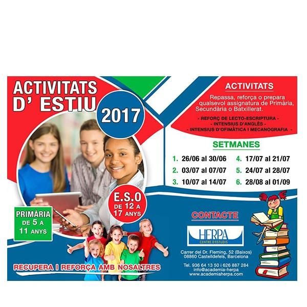 CASAL VERANO 2017 REFUERZO CASTELLDEFELS