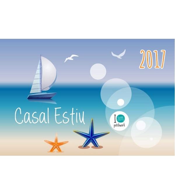 CASAL ESTIU 2017 PATCHWORK EIXAMPLE