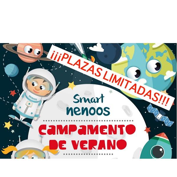 CAMPAMENTOS DE VERANO 2017 NENOOS HORTALEZA CIUDAD LINEAL