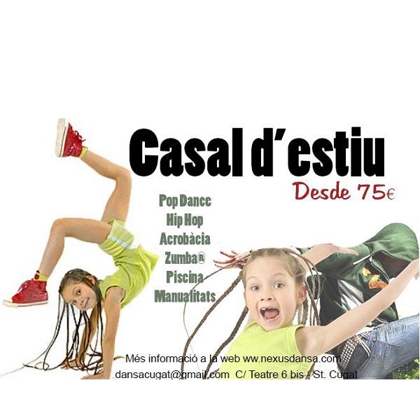 CASALES DE VERANO EN SANT CUGAT 2017
