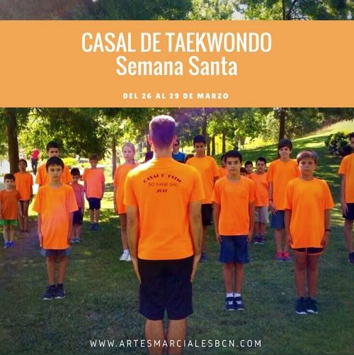 CASALES DE SEMANA SANTA 2018 EN BARCELONA