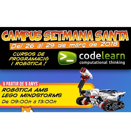 CASALS DE SETMANA SANTA 2018