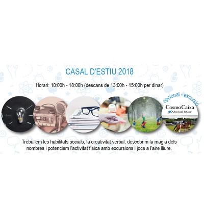 CASALS d'ESTIU 2018