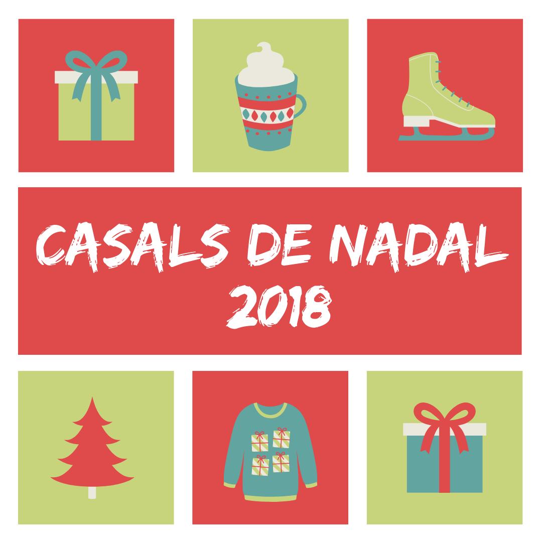 Casals de Nadal 2018