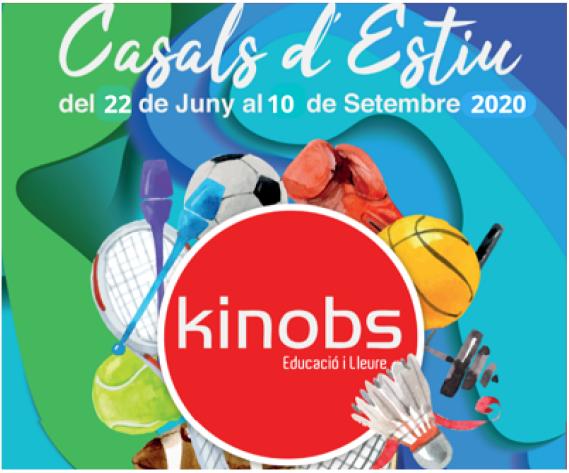KINOBS, casales y extraescolares en Barcelona