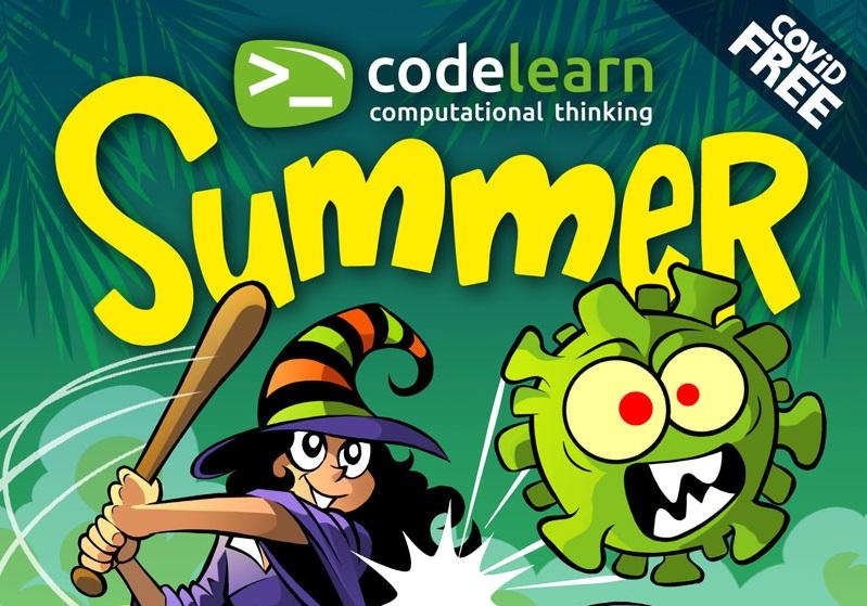 CODELEARN, academias de robótica, programación y pensamiento computacional